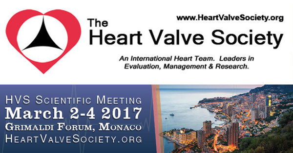 Il professore Khalil Fattouch partecipa al Scientific Meeting of the Heart Valve Society di Montecarlo
